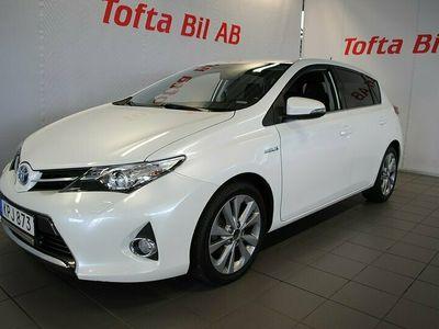 begagnad Toyota Auris Hybrid Automat