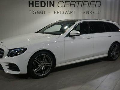 begagnad Mercedes E200 AMG/SKY Nav Backkamera