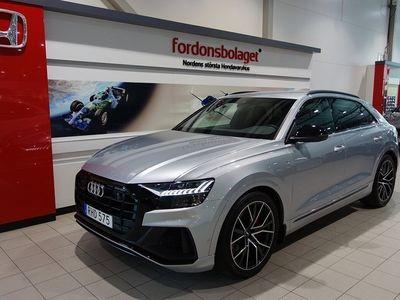 used Audi Q8 3.0TDI 286HK S-Line SE SPEC