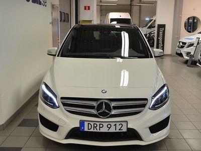 begagnad Mercedes B200 CDi/AMG Exklusivpaket