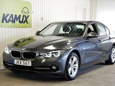 begagnad BMW 320 d xDrive Sedan Sportline S&V-Hjul (190hk)