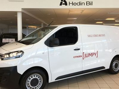 begagnad Citroën Jumpy 1.5 Blue HDI (122HK) #DEMO#
