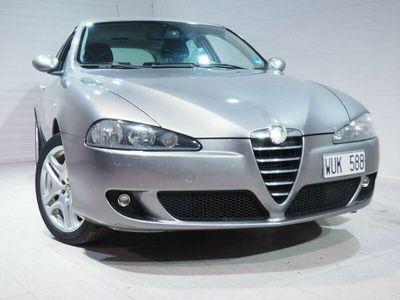 begagnad Alfa Romeo 147 5-dörrar 2.0 TS Distinctive 150hk