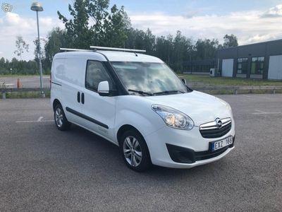 begagnad Opel Combo Lågmil Nyservad -12