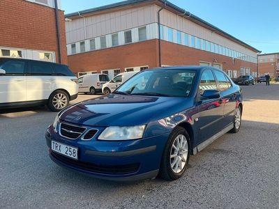 begagnad Saab 9-3 SportSedan 1.8t Linear 150hk Dragkrok