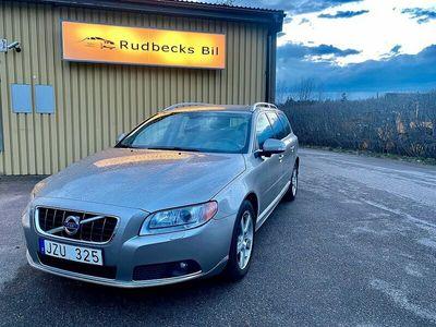 begagnad Volvo V70 D3 Summum 163hk, 1 Brukare, Drag