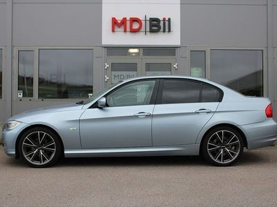 begagnad BMW 318 d Automat Drag
