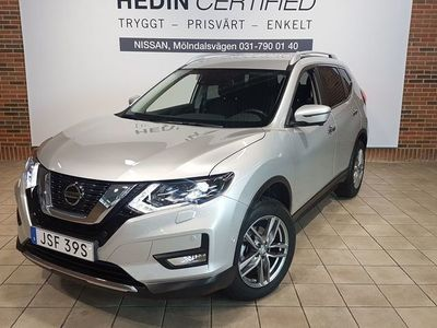 begagnad Nissan X-Trail 160 DCT N-Connecta 5-seat // DEMO