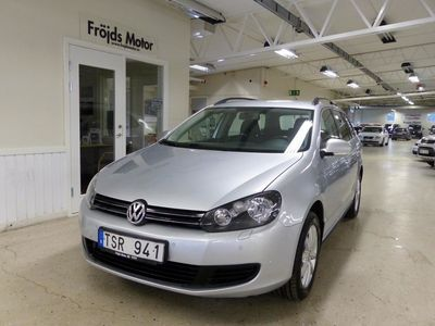 begagnad VW Golf Variant 1.6 TDI 4Motion Maste -13
