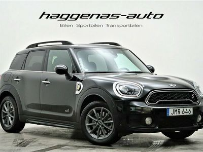 begagnad Mini Countryman SE ALL4 / 224hk / Salt II