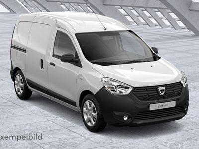 begagnad Dacia Dokker Van 95hk Diesel Essential