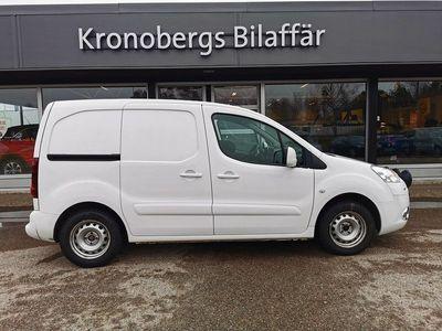 begagnad Peugeot Partner Skåpbil 1.6 HDi EGS 92hk