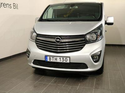 begagnad Opel Vivaro Skåp L1H1 1.6 BITURBO 120 hk Holmgrens Edition