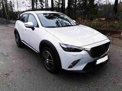 begagnad Mazda CX-3 AWD 2.0 (150hk) OPTIMUM EURO 6
