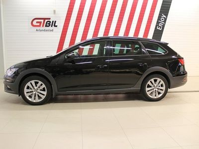 begagnad Seat Leon X-Perience 1.6 TDI 115 4wd *M-värm, V-hjul