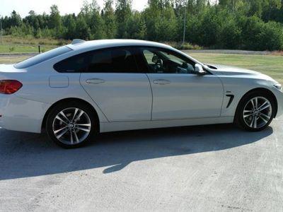 begagnad BMW 420 d Xdrive - Drag/S&V däck/M & K -16