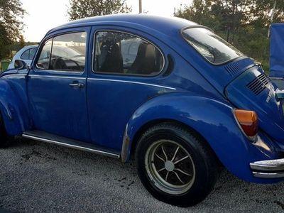 begagnad VW Käfer bubblas