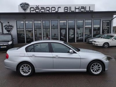 begagnad BMW 318 d Sedan Comfort 143hk -11