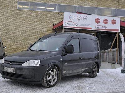 gebraucht Opel Combo Van 1,6 Nybesi Servad -03