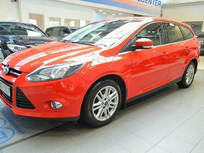 begagnad Ford Focus Kombi 1.0 EcoBoost 100hk Titanium /