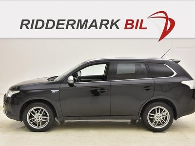 brugt Mitsubishi Outlander P-HEV 2.0 4WD SUMMIT EDITION