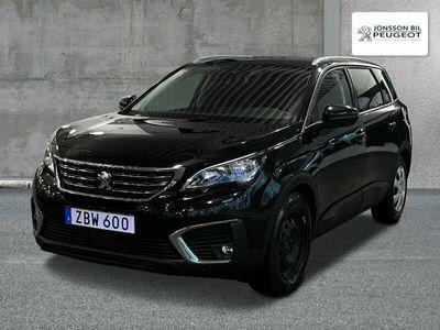 begagnad Peugeot 5008 ACTIVE PT 130 AUT 7-Sits