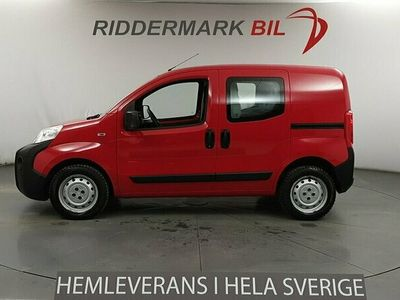 begagnad Citroën Nemo 1.2 HDi Aut Pdc M-värm Leasebar 2014, Transportbil Pris 82 000 kr
