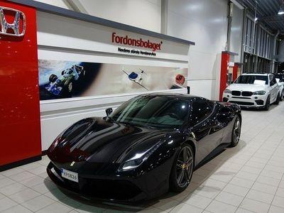 usata Ferrari 488 GTB Svensksåld