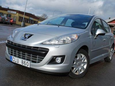 begagnad Peugeot 207 1,4 HDI 5D