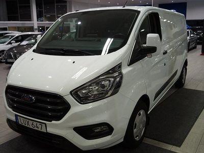 begagnad Ford Custom Transit CustomL2.0 TDCi Trend DEMO 2018, Transportbil 299 000 kr