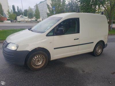begagnad VW Caddy Panel Van 1.4 75hk något fix -04