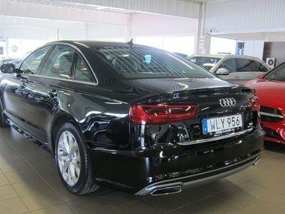 begagnad Audi A6 2,0 TDI Quattro S-Line