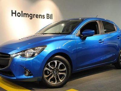begagnad Mazda 2 VISION 1.5 90 HK PLUSPAKET