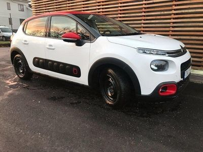 begagnad Citroën C3 Pure Tech Euro 6 Feel