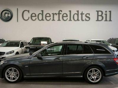 begagnad Mercedes C320 T CDI 4M 320T 4MAT 224hk AMG-SPORT AUT GPS DRAG