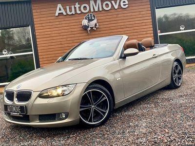 begagnad BMW 325 d Convertible Automat Comfort, Dynamic 197hk