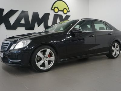 begagnad Mercedes E220 CDI BE 220BlueEFFICIENCY 7G-Tronic Classic