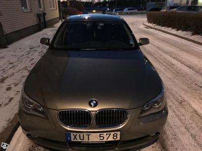 begagnad BMW 525 i Nybes-Nyskattad Lågmil Välvårdad -06