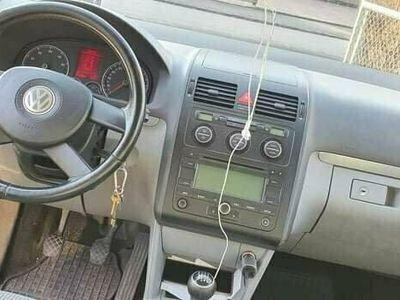 begagnad VW Touran TSI