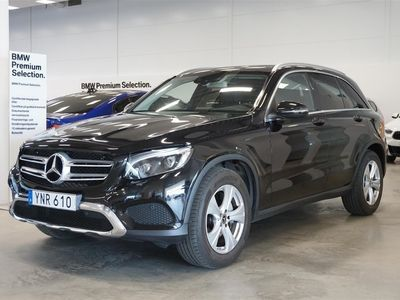 begagnad Mercedes GLC250 CDI 4-Mat Navigation Dragkrok Head-Up