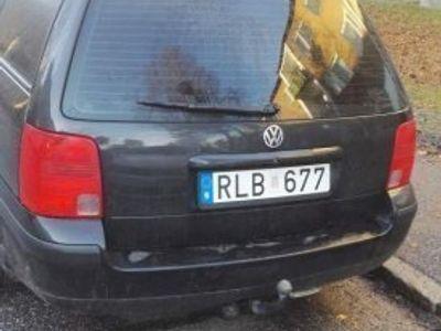 begagnad VW Passat var turbo -00