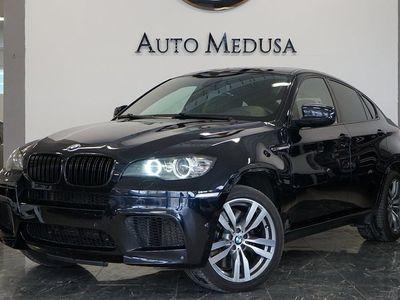 begagnad BMW X6 M Steptronic 555hk sportavgas