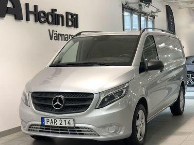 begagnad Mercedes Vito 119 4x4 NAVI/SKINN/BACKKAMERA