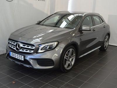 begagnad Mercedes GLA220 4M