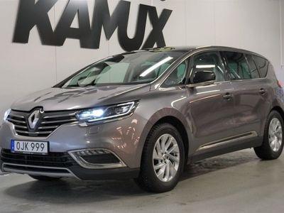 begagnad Renault Espace 1.6 dCi | Aut | Zen | Panorama | Navi | 160hk