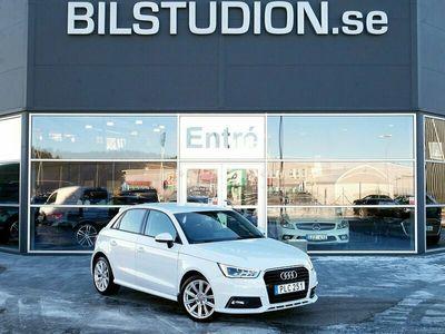 begagnad Audi A1 1.4 TFSI ,S-Line,1 2018, Halvkombi Pris 165 000 kr