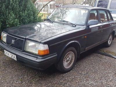 usado Volvo 240 glt -91