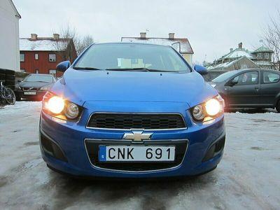 begagnad Chevrolet Aveo KL1T