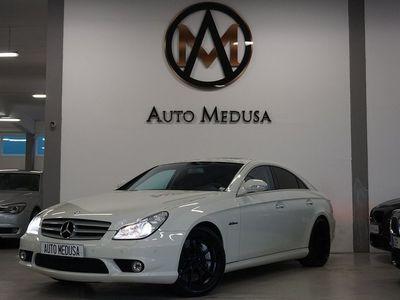 begagnad Mercedes CLS63 AMG AMG 7G-Tronic 514hk 2,95%