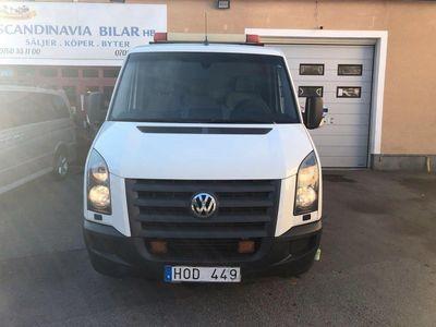 begagnad VW Crafter 35 SKÅP MR